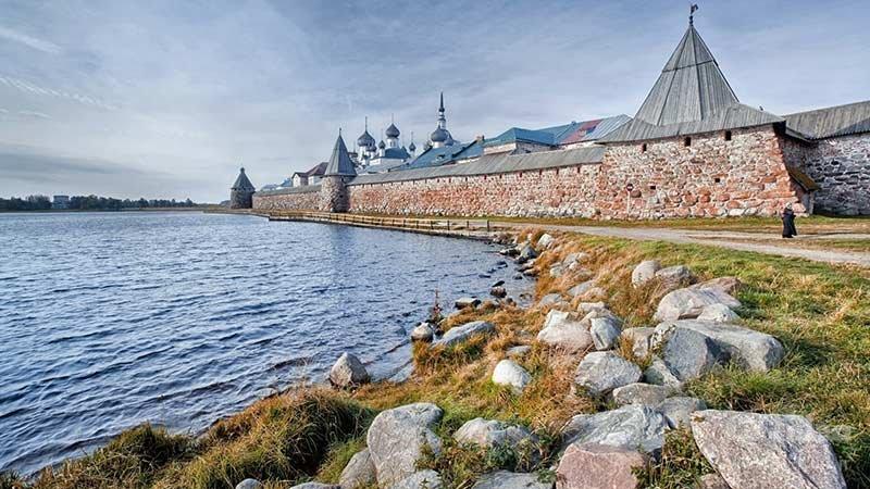 چگونه به جزایر سولووتسکیه برسیم؟
