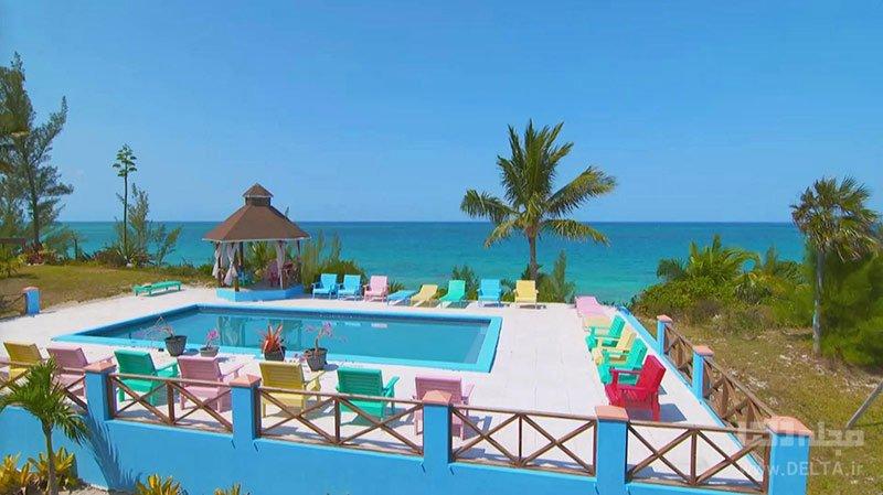 هتلی برای چاق ها در باهاما