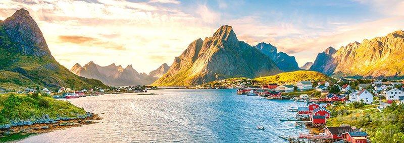 با سفر به نروژ شما خواهید فهمید که مردم باید خودشان باشند