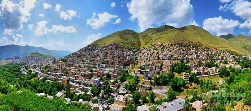 پاوه از شهرهای عجیب ایران