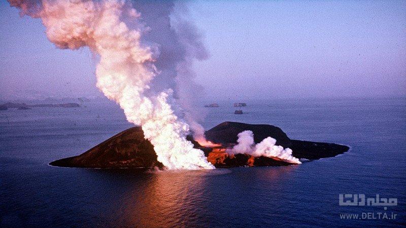 تولد جزیره سورتسی
