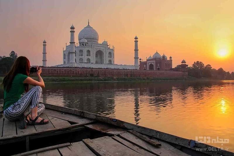 سفر مجردی به کشور زیبای هند