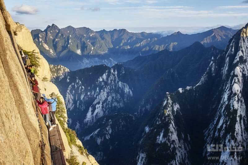 چرا گذرگاه هوآشان یک جاذبه گردشگری شده است؟