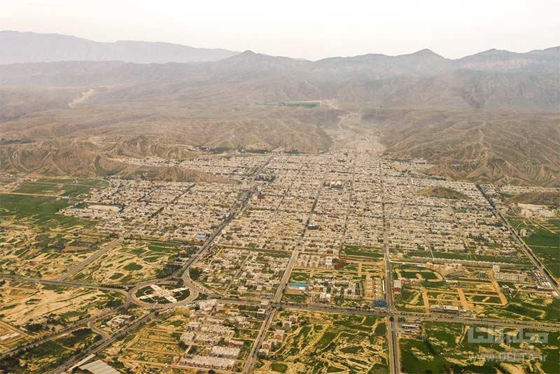لار از شهرهای عجیب ایران