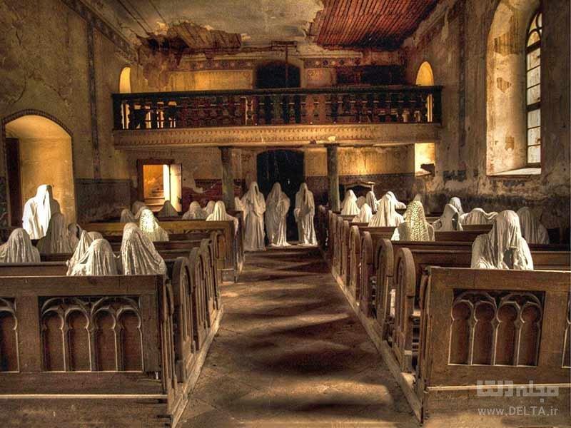 کلیسای سنت جورج گردشگری وحشت
