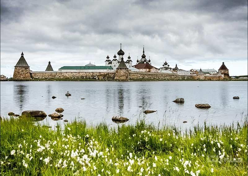 جزایر سولووتسکیه کجاست؟