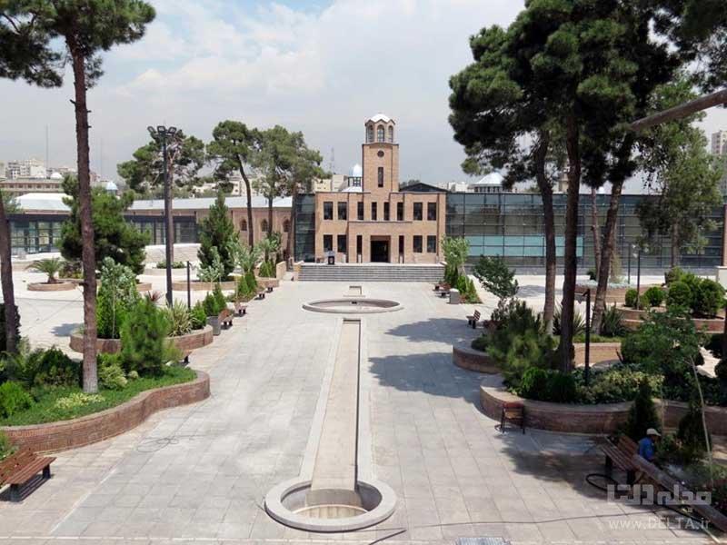 زمانی کهباغ موزه قصر تهران قصری برای پادشاه بود!