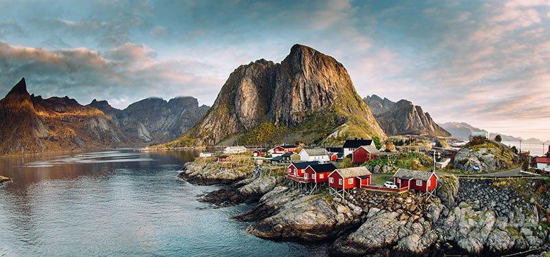 """با سفر به نروژ از لحاظ ذهنی به """"دت گار برا"""" نزدیک خواهید شد"""