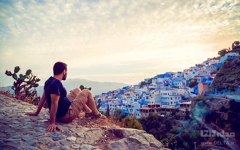 سفر مجردی به مراکش