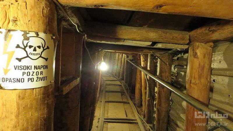 شروع ساخت تونل سارایوو