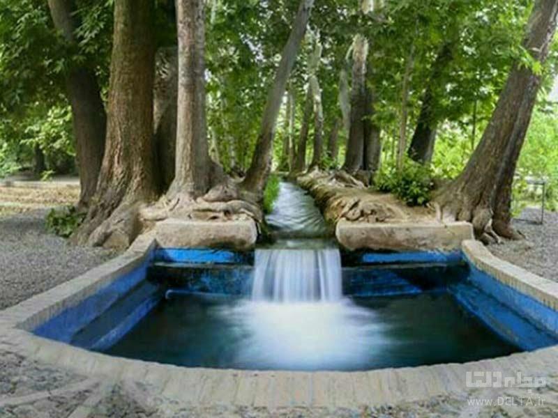 آب باغ پهلوان پور مهریز از کجا تامین میشود؟
