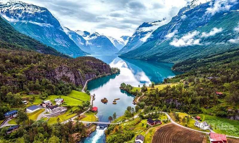 با سفر به نروژ در کشور نروژ با طبیعت ارتباط بهتری خواهید گرفت