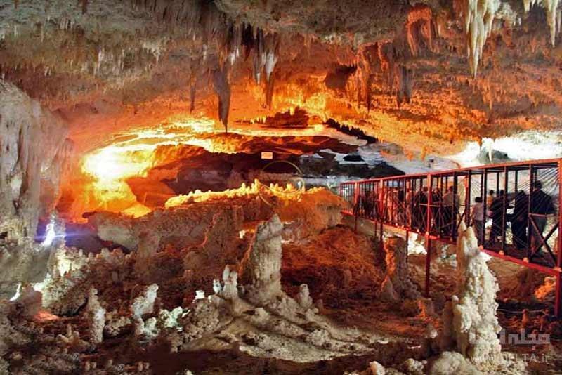 غار قوری قلا | تونل برزخ