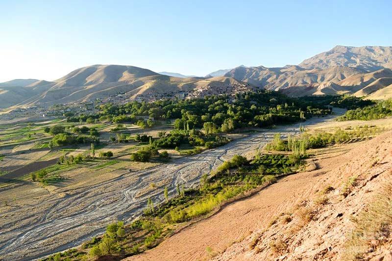 اسفراین از شهرهای عجیب ایران