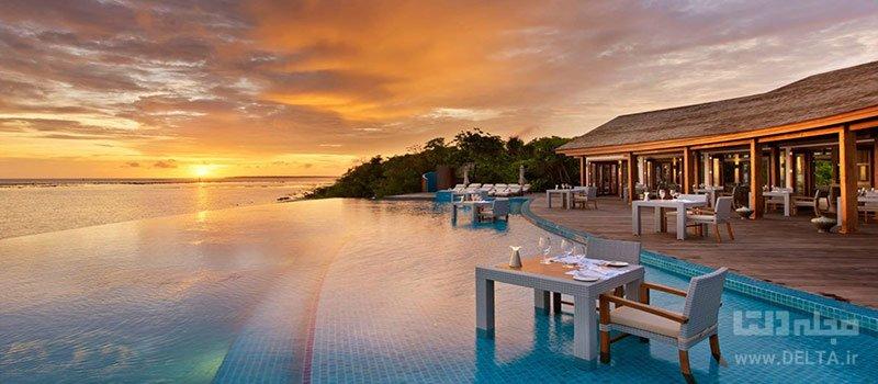 جزایر مالدیو، نابودی جاذبه های جهان