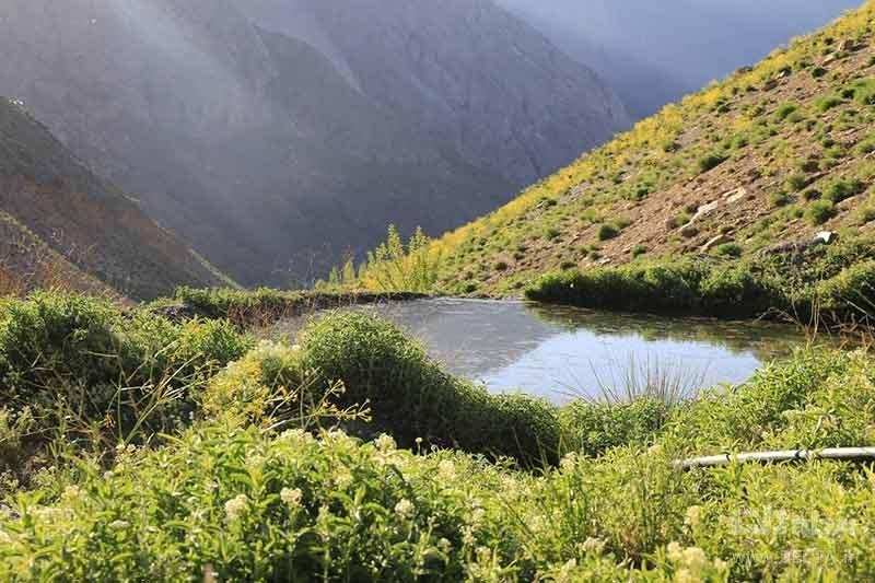 روستای سیرچ ، ییلاق کرمان