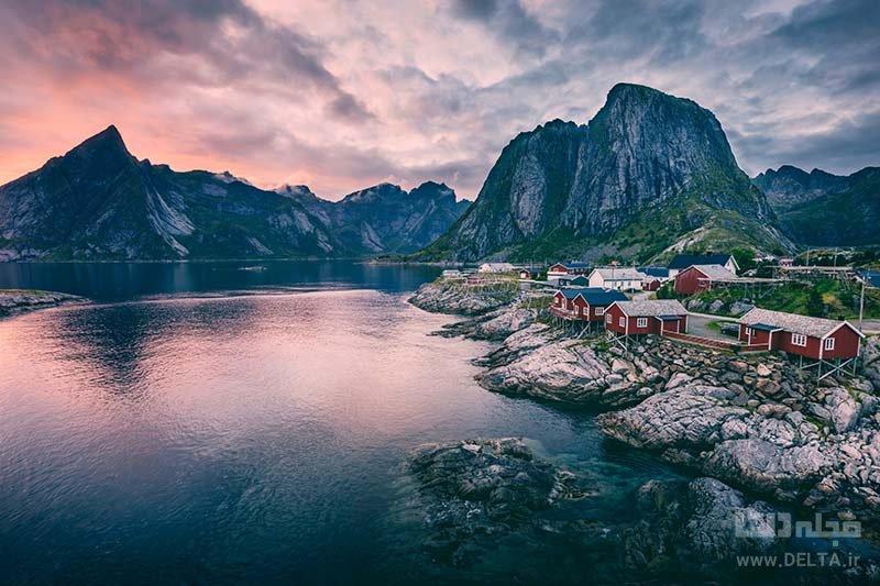 """با سفر به نروژ شما اهمیت """"کاس"""" را درخواهید یافت"""