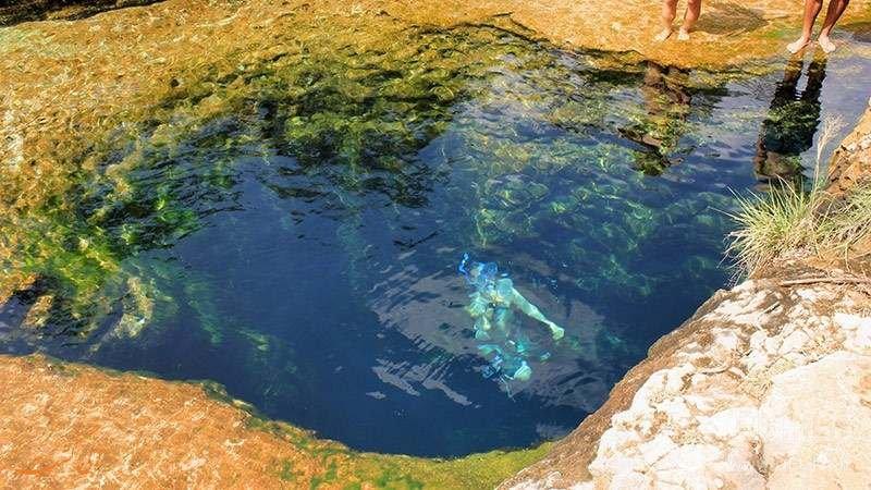 چاه یعقوب تگزاس