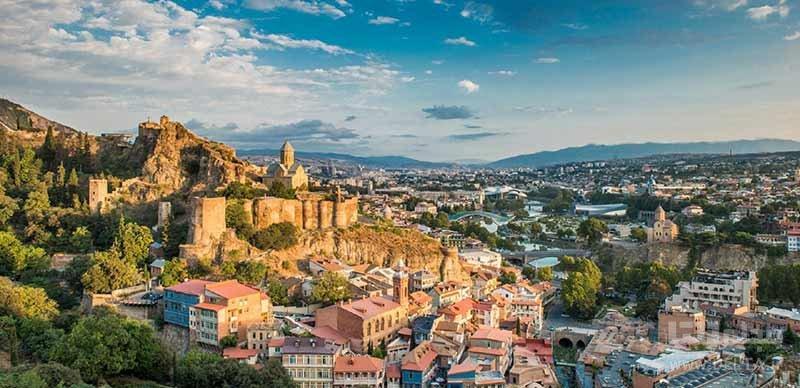 تفلیس از مقاصد امن برای سفر در کرونا