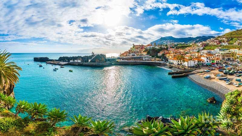 جزیره مادیرا در پرتغال