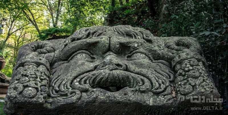 باغ بومارزو، از جاذبههای گردشگری ایتالیا