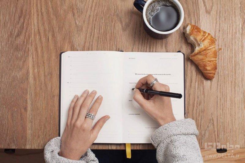 چگونگی روش حل مشکلات بر روی کاغذ