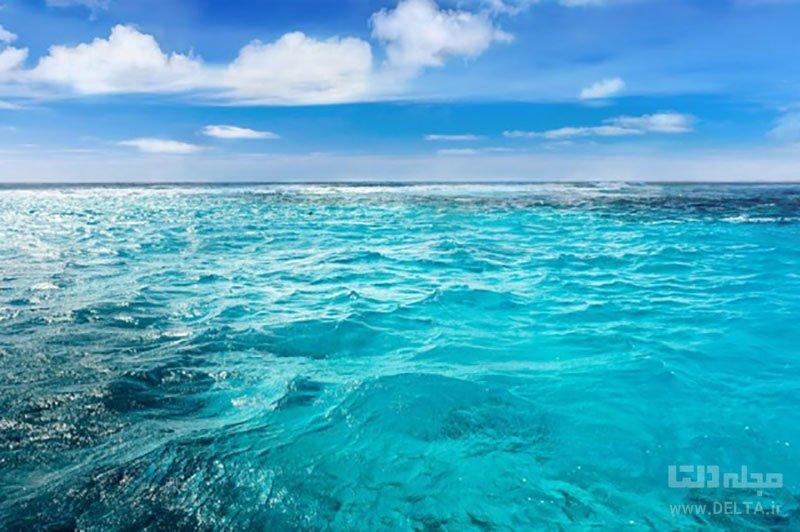 چگونگی شکل گیری اقیانوس ها