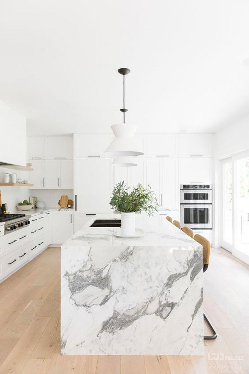 سبک مدرن در دکوراسیون آشپزخانه
