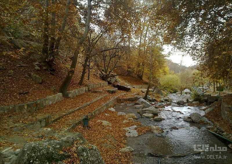 قدمت منطقه سراب صحنه در کرمانشاه