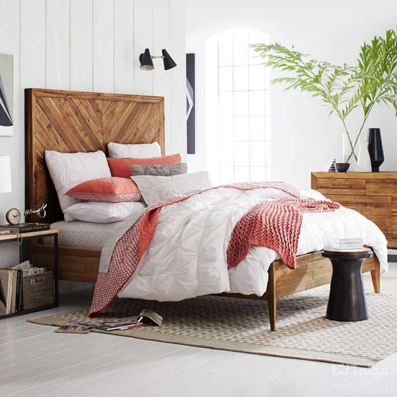 سیستم روشنایی در اتاق خواب