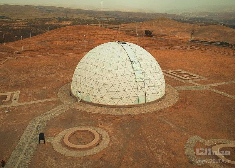 واحدهای رصدخانه مراغه