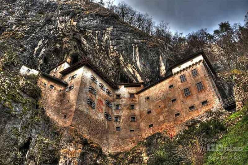 قلعه تسخیر شده
