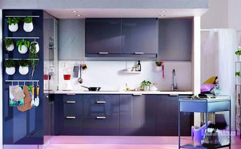 انتخاب رنگ آشپزخانه