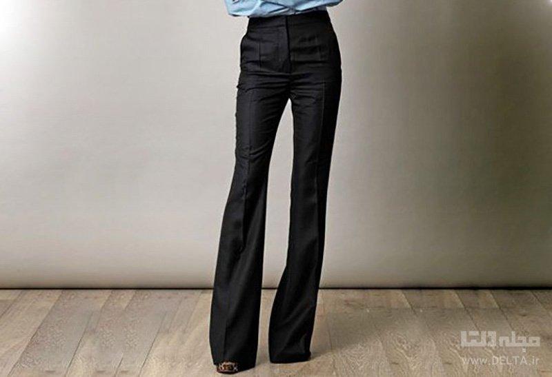مدل شلوار مام استایل