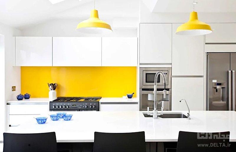 انواع پوشش دیوار آشپزخانه