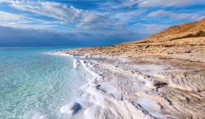 دریای مرده اردن