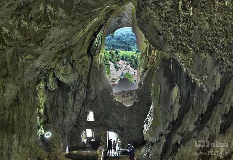 داستان قلعه پردجاما