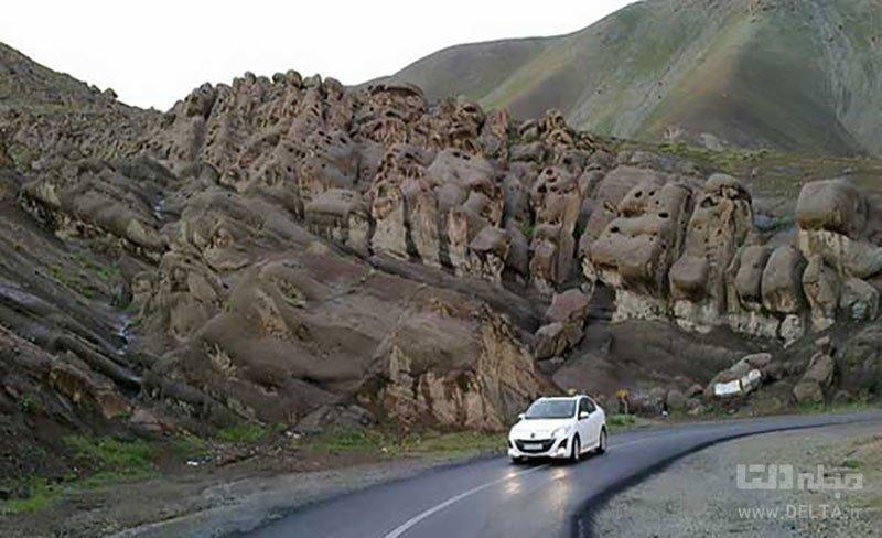 روستای ارواح سنگی