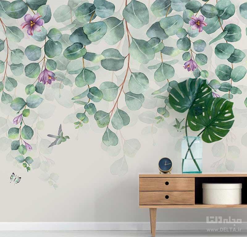طرحهای خاص نقاشی روی دیوار