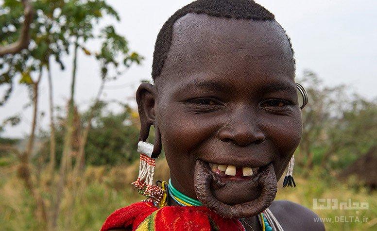 اتیوپی در آفریقا