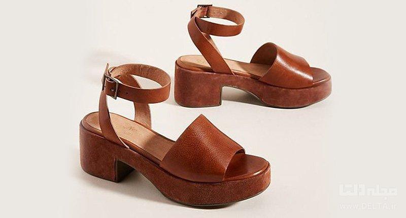 کفش پشت بندی