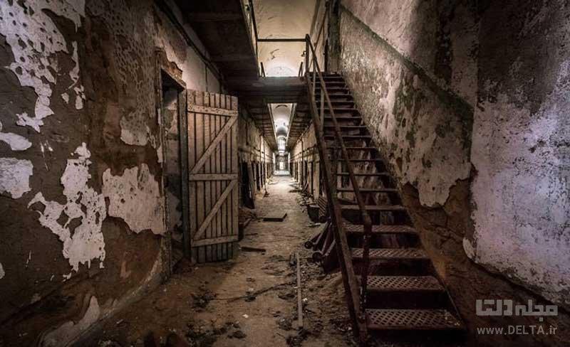 تسخیرشدهترین زندان آمریکا