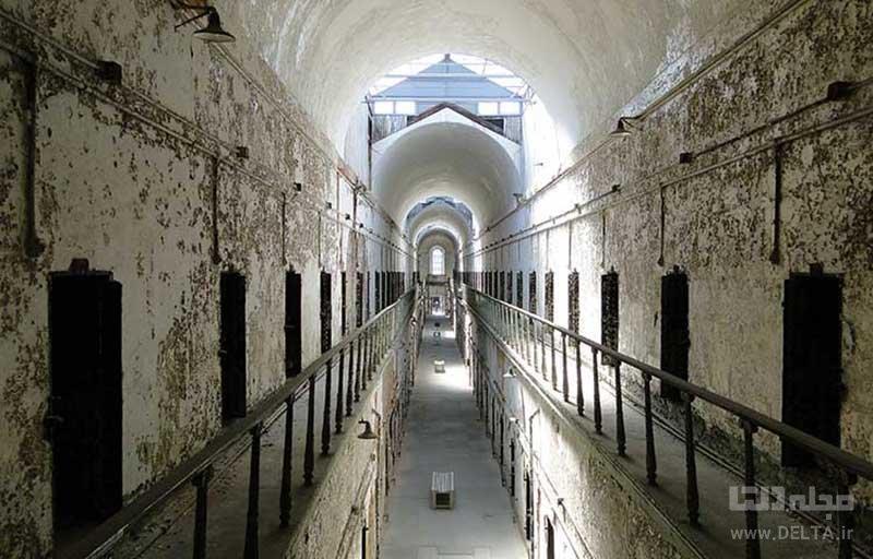 زندان ایسترن استیت آمریکا
