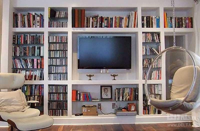 مکان مناسب تلویزیون در منزل