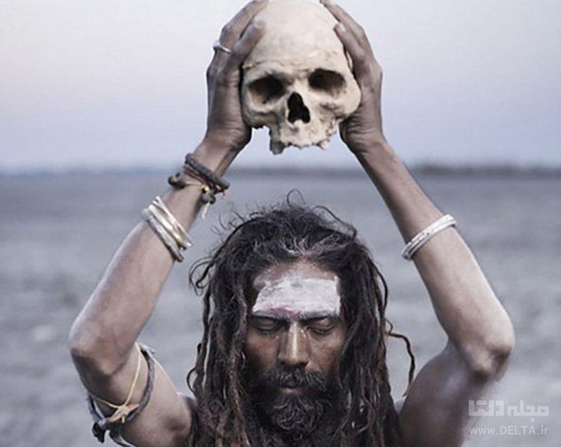 آیین خوردن انسان در گینه نو