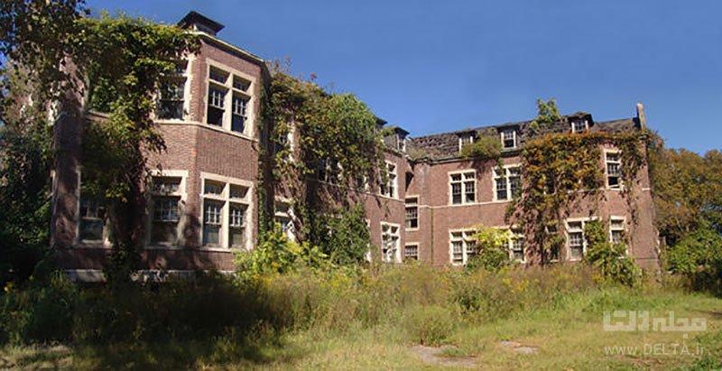 بیمارستان تسخیرشده پنارست