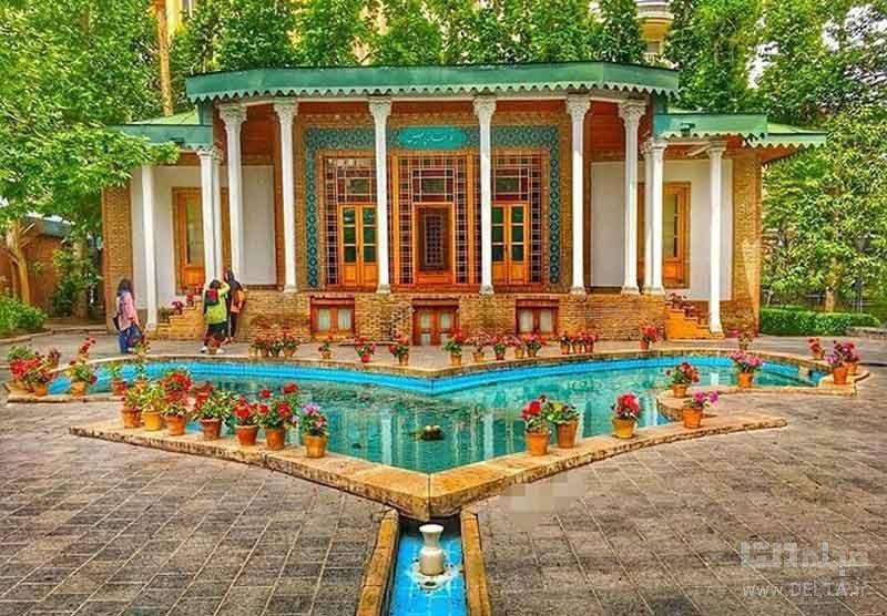 باغ موزه های تهران