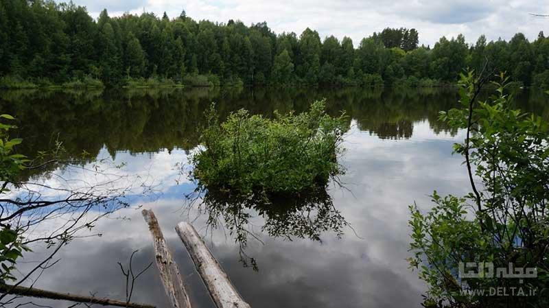 دریاچه شیطان مسکو
