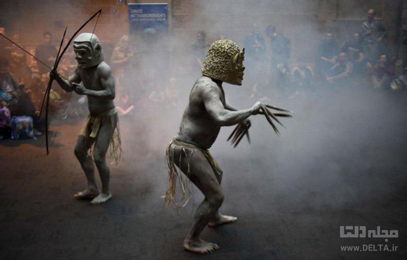 قبیله عجیب آسارو در گینه نو