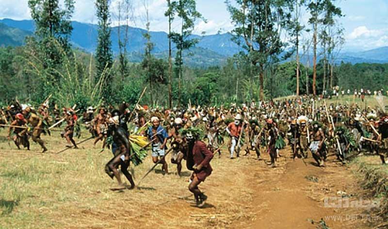 قبیله آسارو در آفریقا